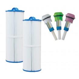 Pack filter und Aroma zur Auswahl